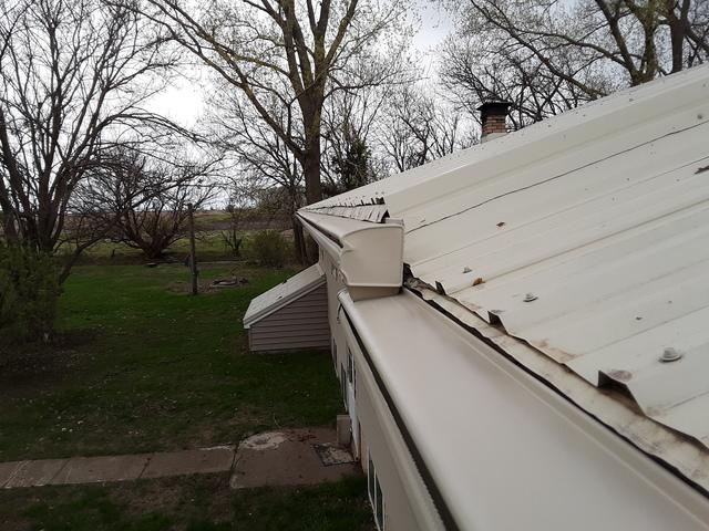 LeafGuard® Gutter Installation - Vermillion South Dakota