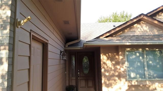 Custom LeafGuard® Downspouts Sioux Falls South Dakota