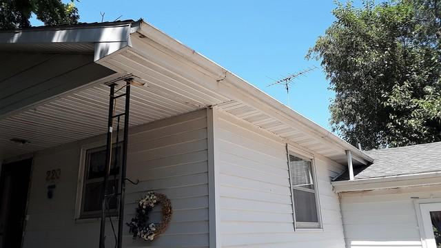 LeafGuard® Brand Gutters in Alexandria South Dakota
