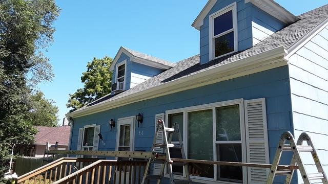 LeafGuard® Gutter Install in Brookings, SD