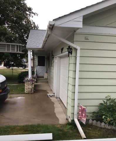 Gutter Guards - 105 S 9th St., Milbank, SD 57252