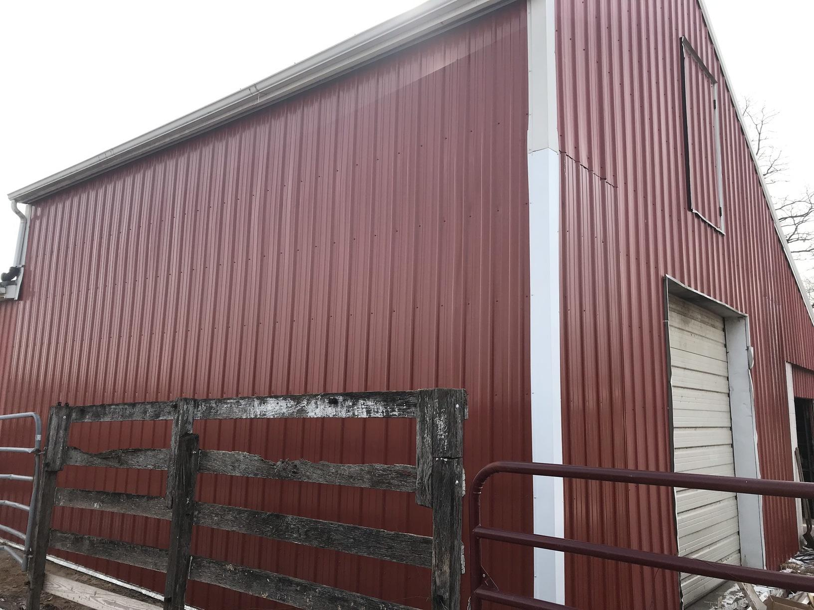 New Look Barn Annville pa - After Photo