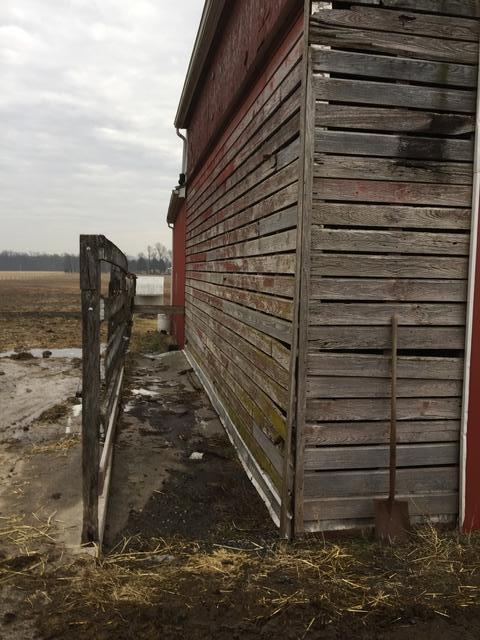 New Look Barn Annville pa - Before Photo