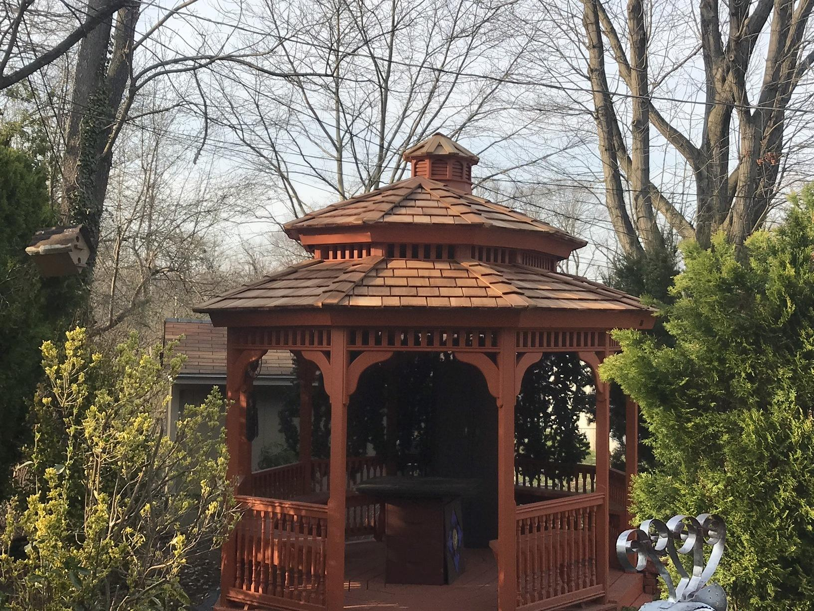 New Cedar Shake Roof Installed in Norristown Pa - After Photo