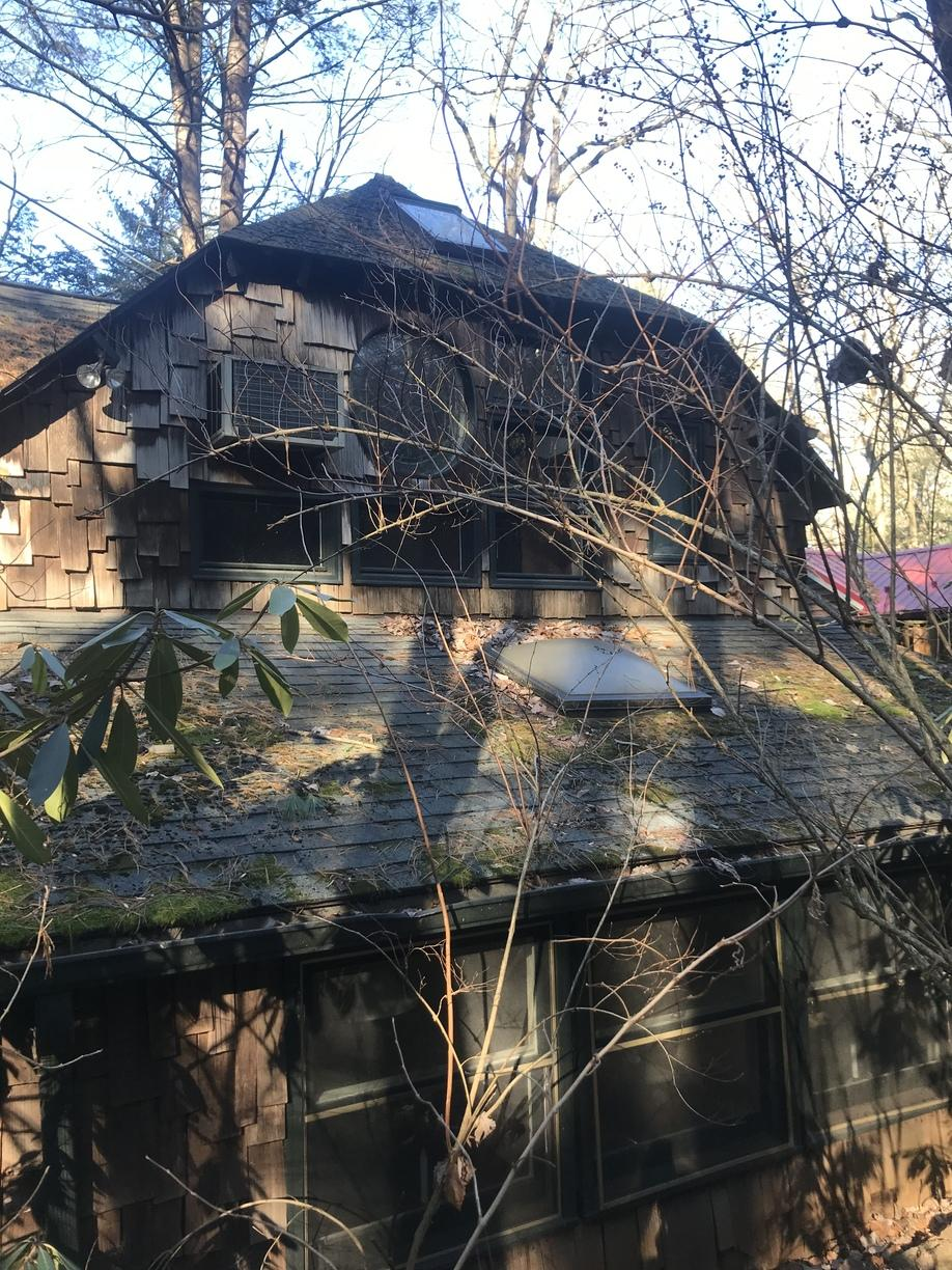 Nestled in the Hills of Mount Gretna, Pa - Before Photo