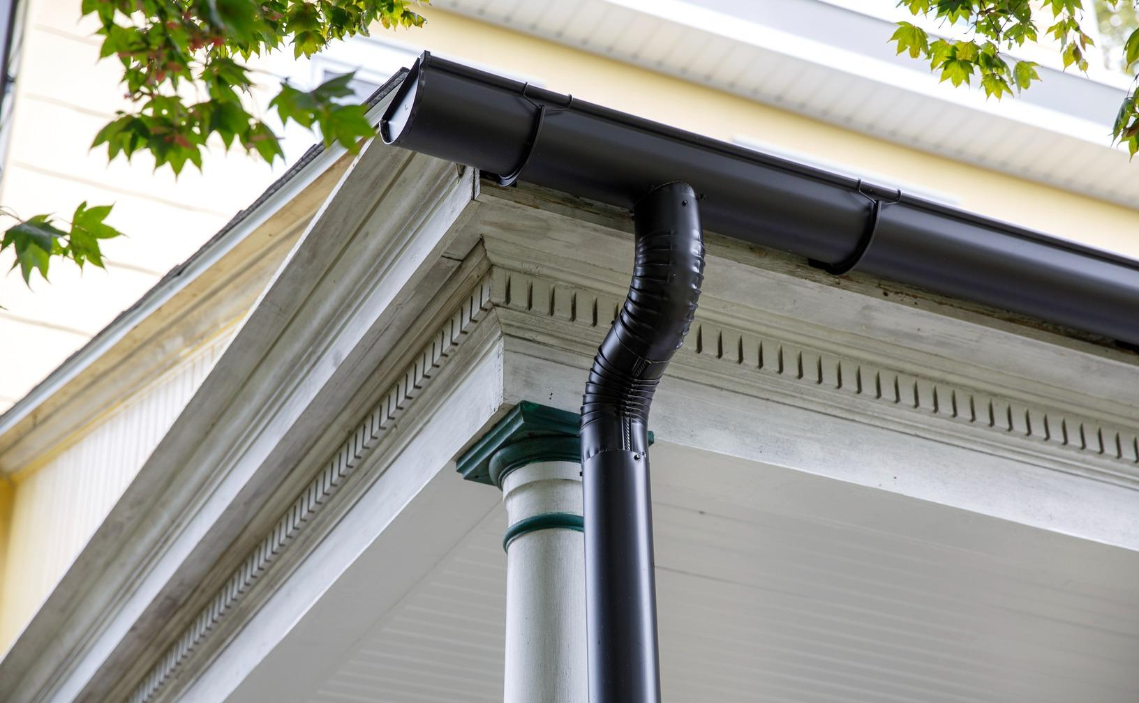 New Gutters Install in Hatboro, Pa - After Photo