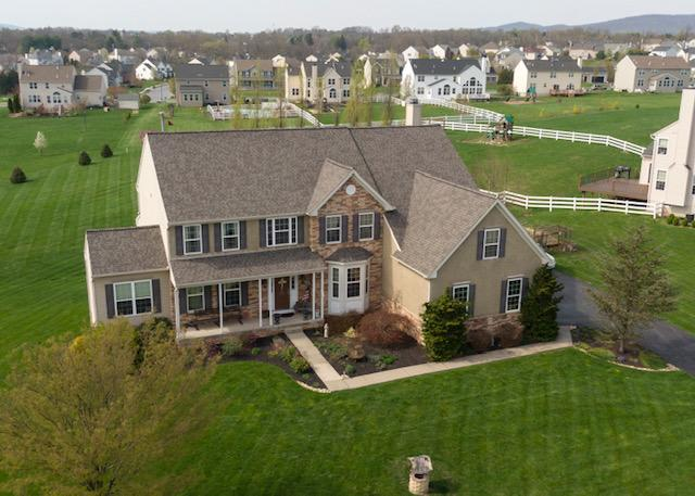 New Roof Install in Douglasville, Pa