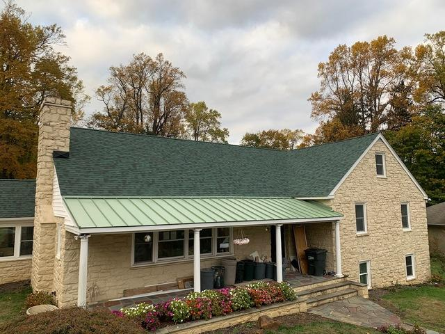 October Install In Paoli, Pa
