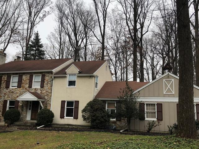 New Roof Install in Newtown Square, Pa