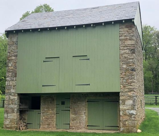 Slate Roofing Installed in Barto, Pa