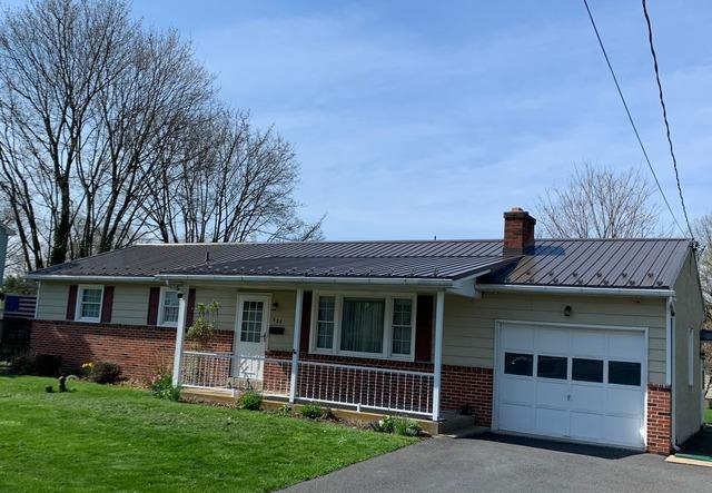 New Roof Install in East Greenville, Pa