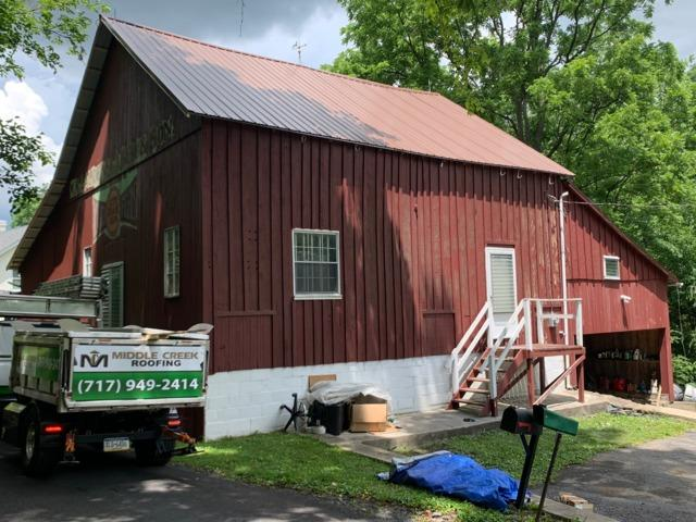Barn Roof Replacement in Emmaus, Pa