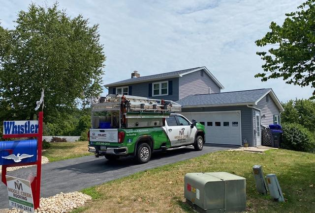 Shingle Roofing Install in Carlisle, PA - After Photo