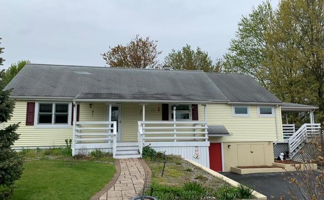 Corrugated Metal Roof Replacement in Lebanon, PA