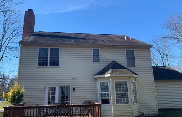 Asphalt shingle Roofing Install in West Chester, PA