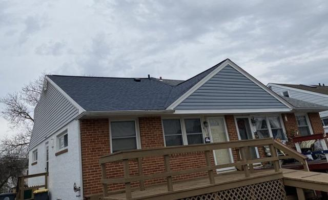 Asphalt Shingle Roofing Install in Downingtown, Pa