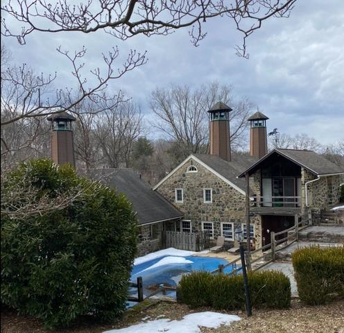 Cedar Shake & Standing Seam Metal Installed on this Home in Newtown Square