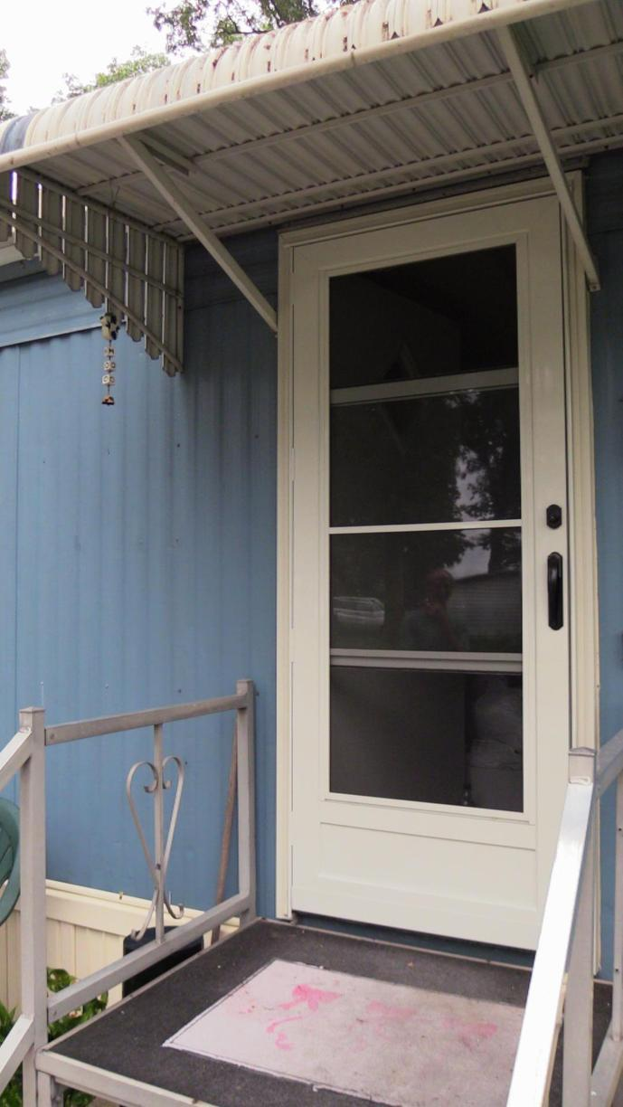 Slatington, PA Storm Door Installation - After Photo