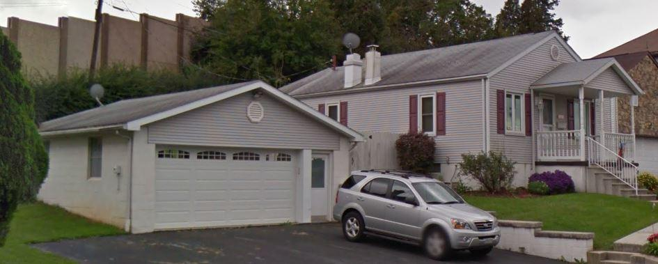 Premium Roof Replacement in Reading, Pennsylvania - Before Photo