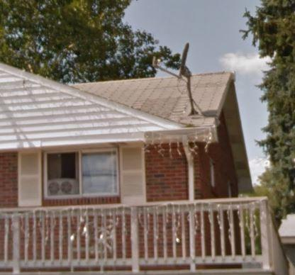 Architectural Style Shingles With A Premium Quality Installation in Northampton, Pennsylvania - Before Photo