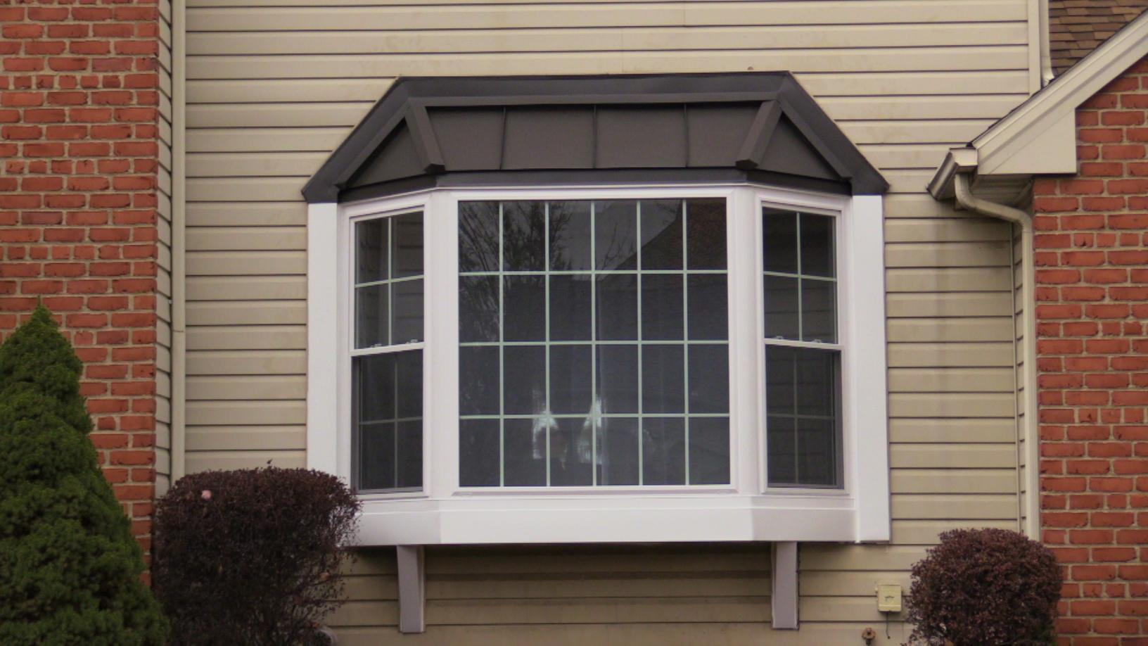 A Macungie Bay Window Replacement - After Photo
