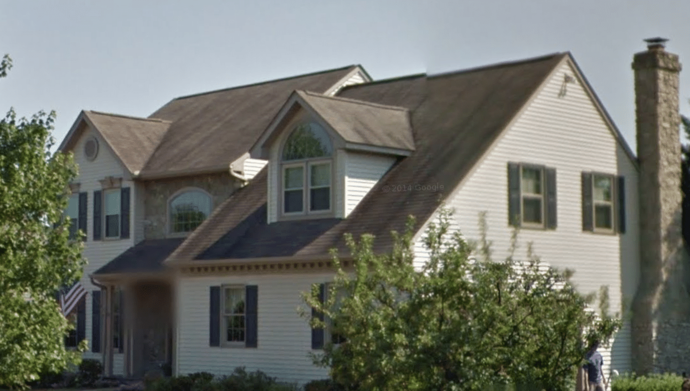 Lancaster, PA | A New Roof, And A Satisfied Customer, Thanks To Pinnacle Exteriors - Before Photo