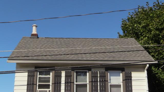 A Hellertown Home Gets It's Roof Replaced