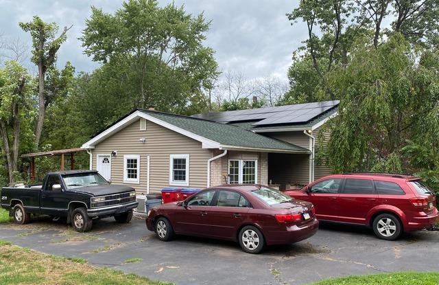 Michael's solar installation done in Audubon, PA.