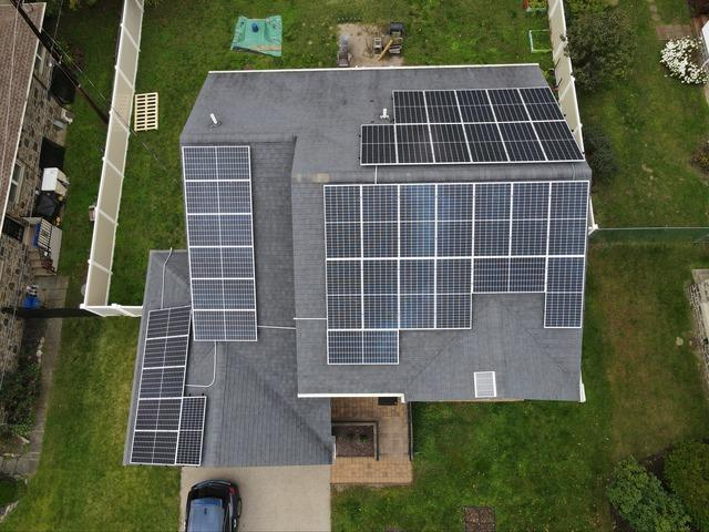 Paul's solar installation done in Philadelphia, PA