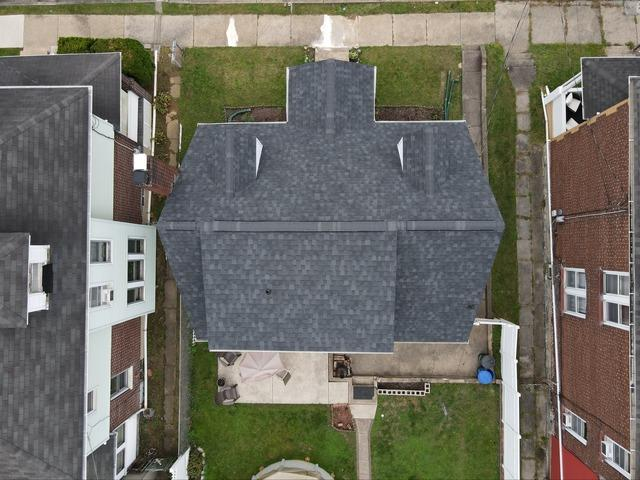 Rebecca and Jonathan's roof replacement in Easton, Pa