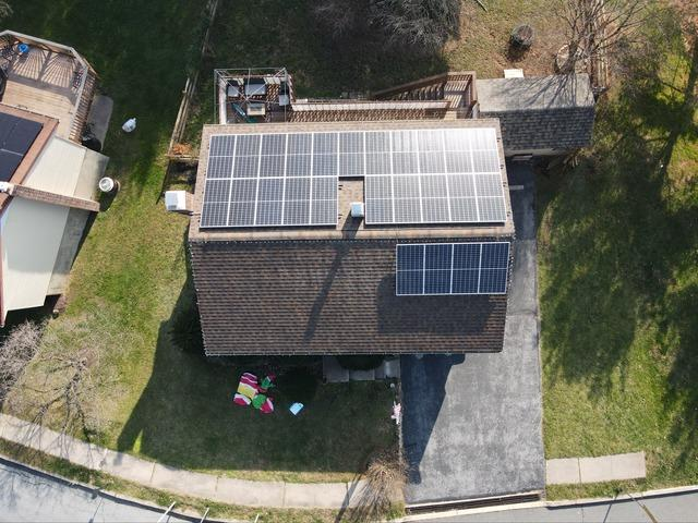 Timothy's Solar Installation Done in Mohnton, Pa
