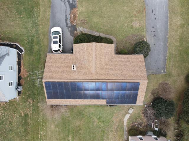 Abel and Sandy's Solar Installation Done in Nazareth, Pa