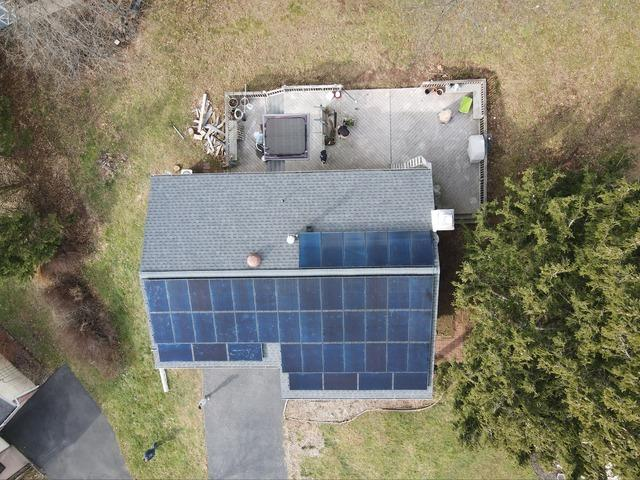 Stefania and Christopher's Solar Installation Done in Pottstown, Pa