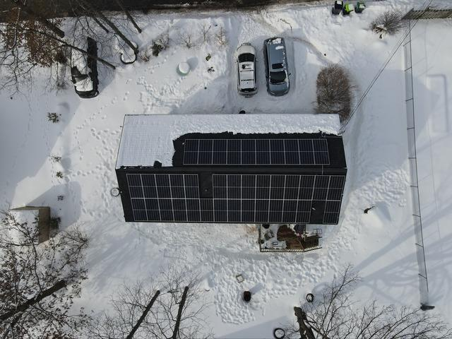 Luis's Solar Installation Done in East Stroudsburg, PA