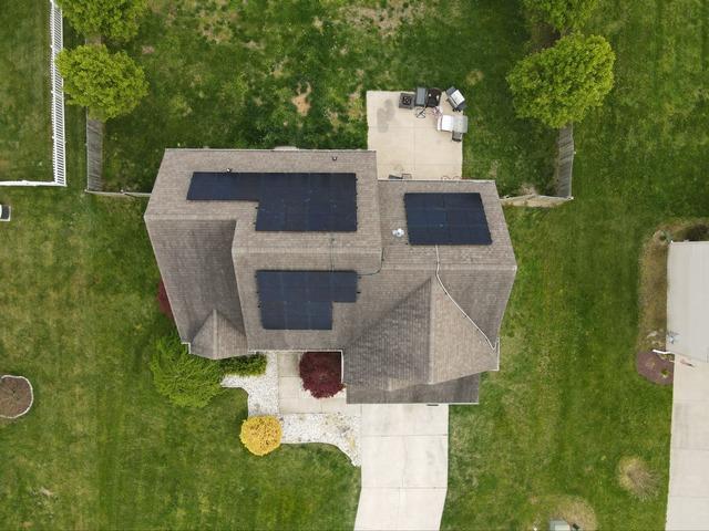 Jeffrey's Solar installation done in Felton, DE