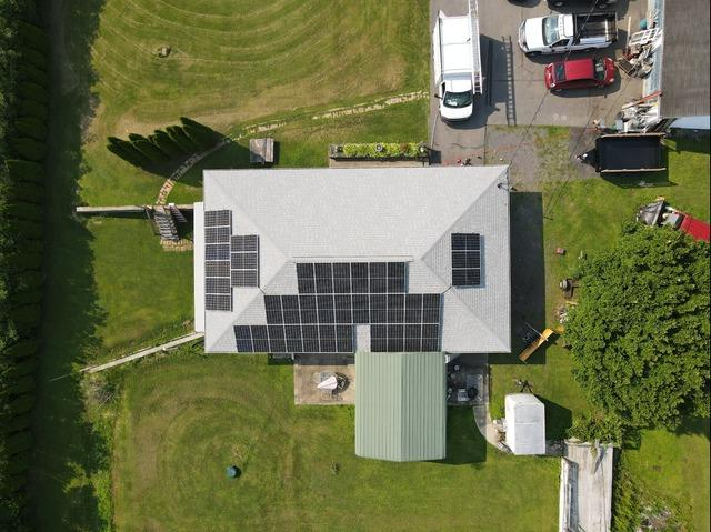 Mike's Solar Installation Done in Gilbert, PA