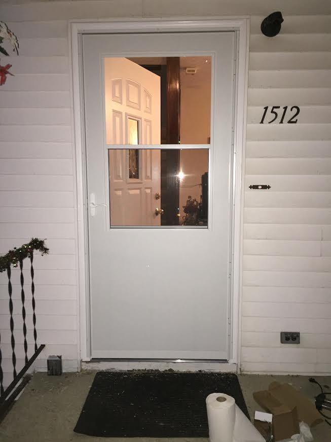 Door Replacement in Sandusky, OH - After Photo