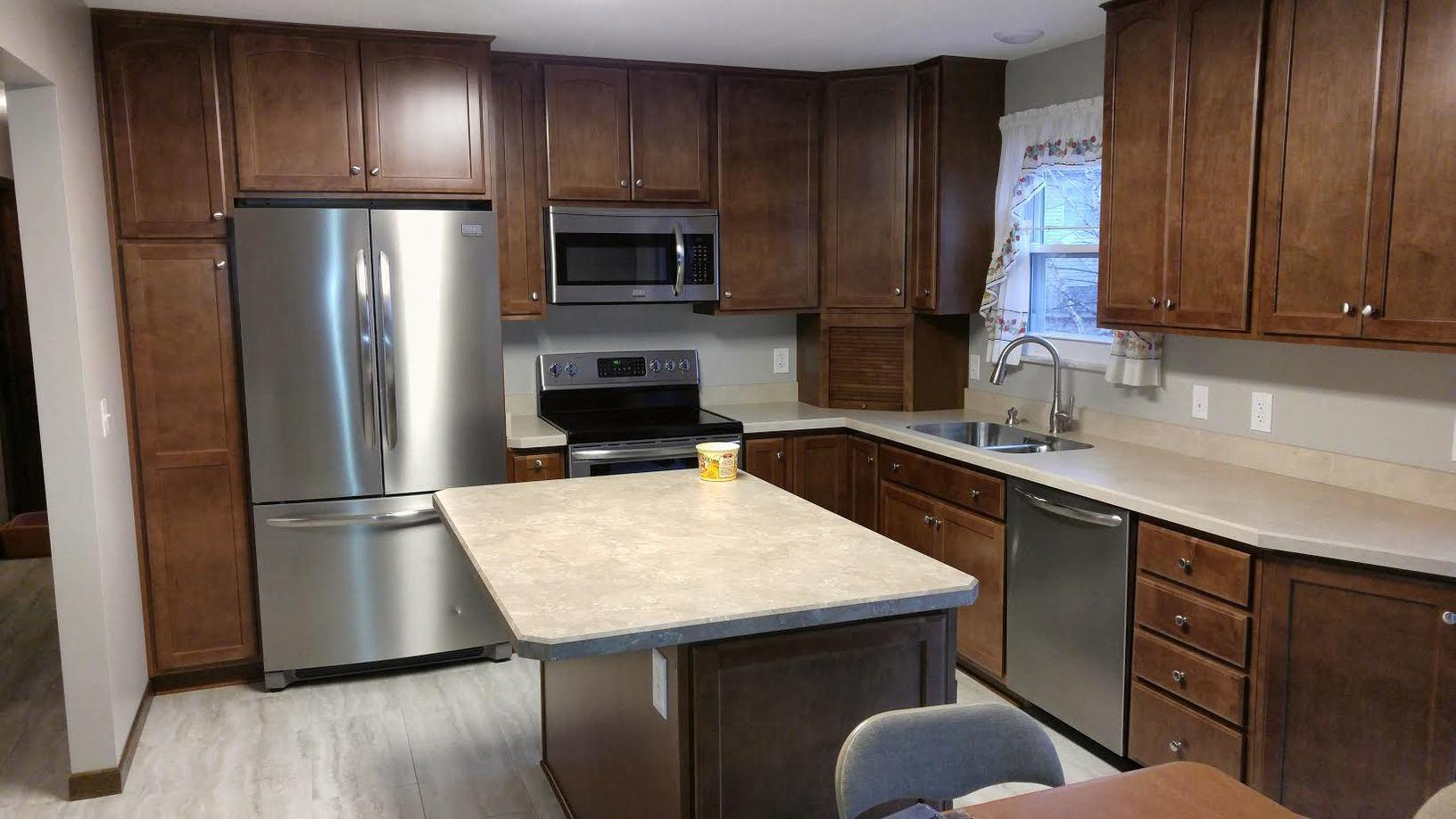 Kitchen Remodel in Maumee, Ohio - After Photo