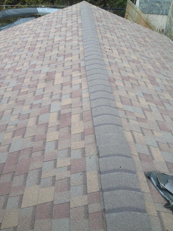 Roof Repair in Toledo, OH - After Photo