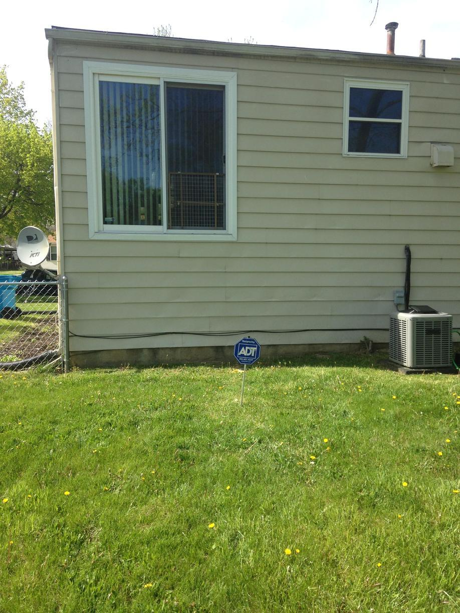 Deck Installation in Toledo, OH - Before Photo