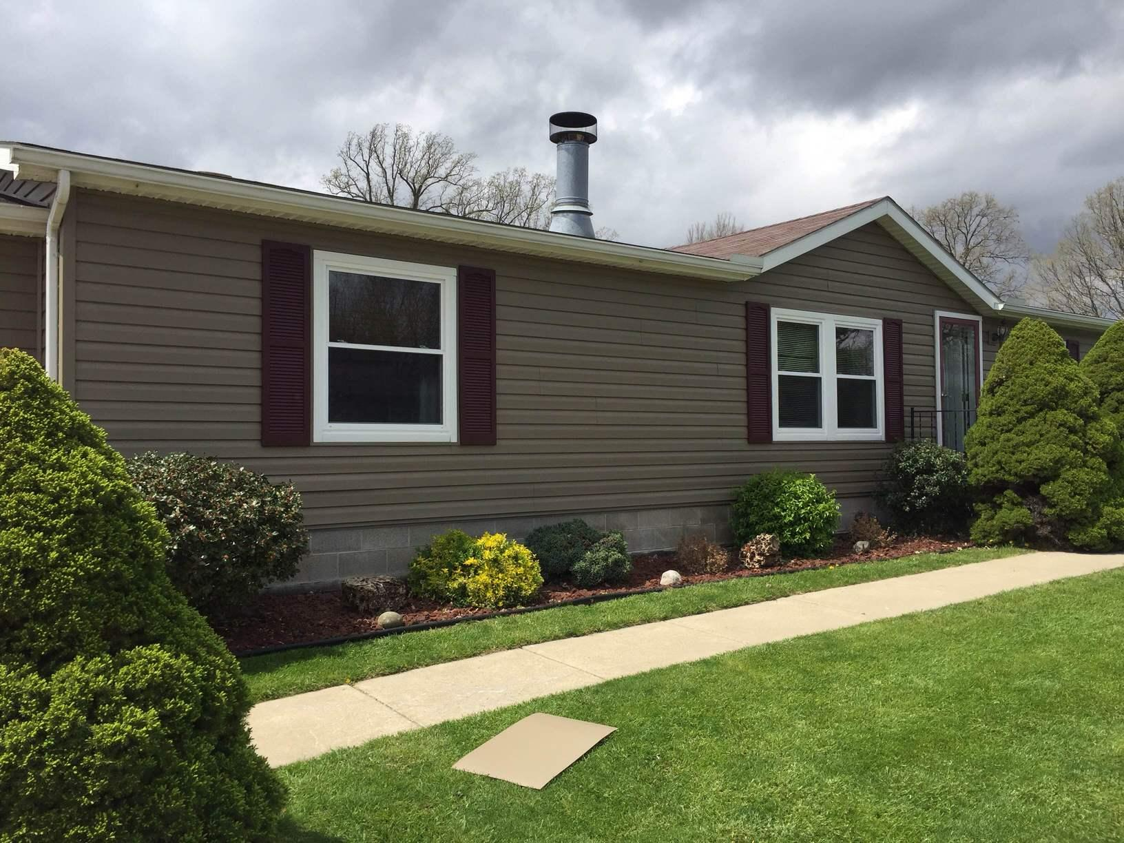 Siding Replacement in Newport, MI - After Photo