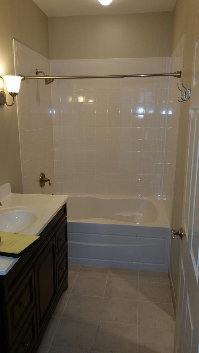 Shower Replacement in Ypsilanti, MI - Before Photo