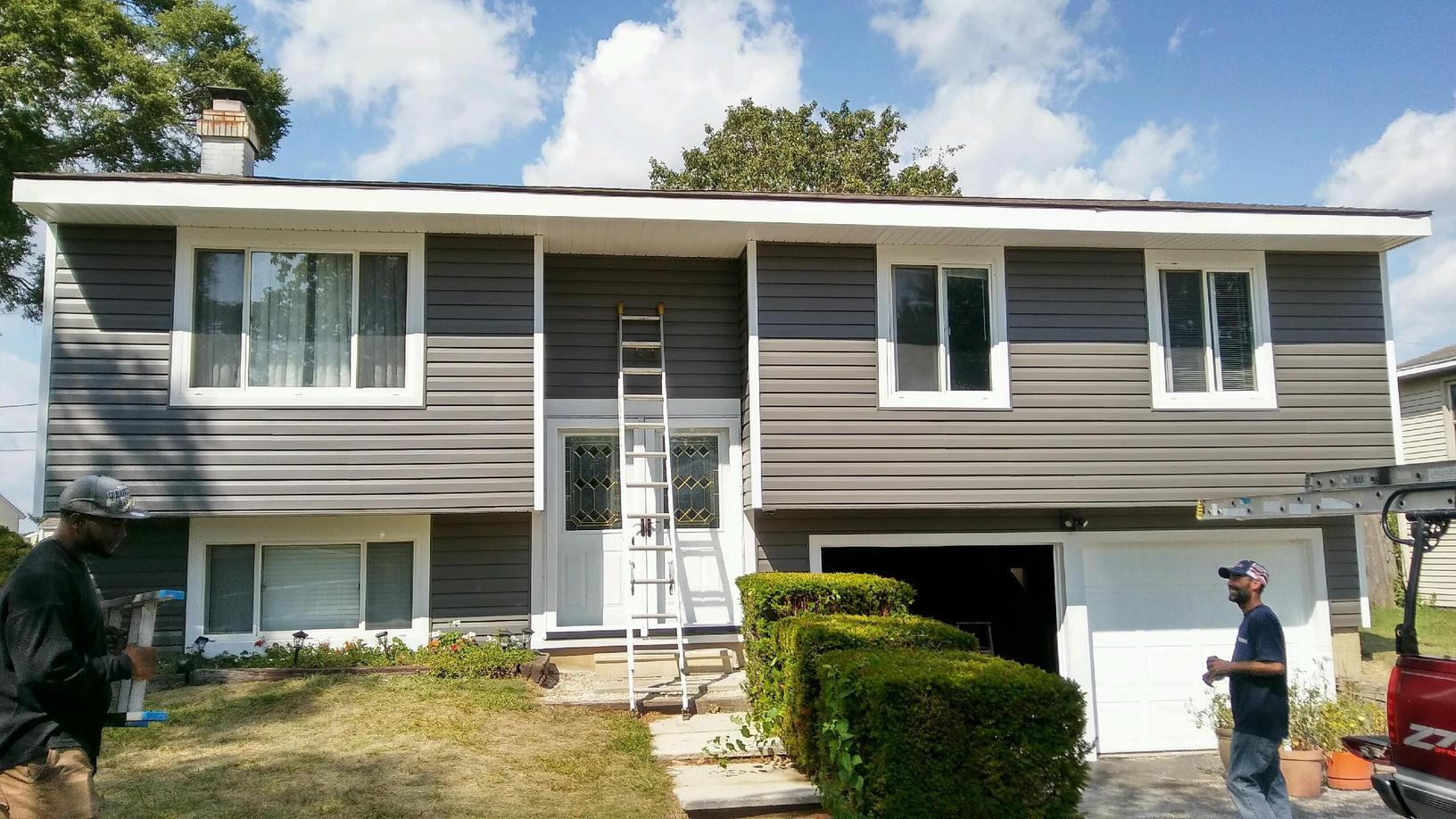 Siding Installation in Northwood, Ohio - After Photo