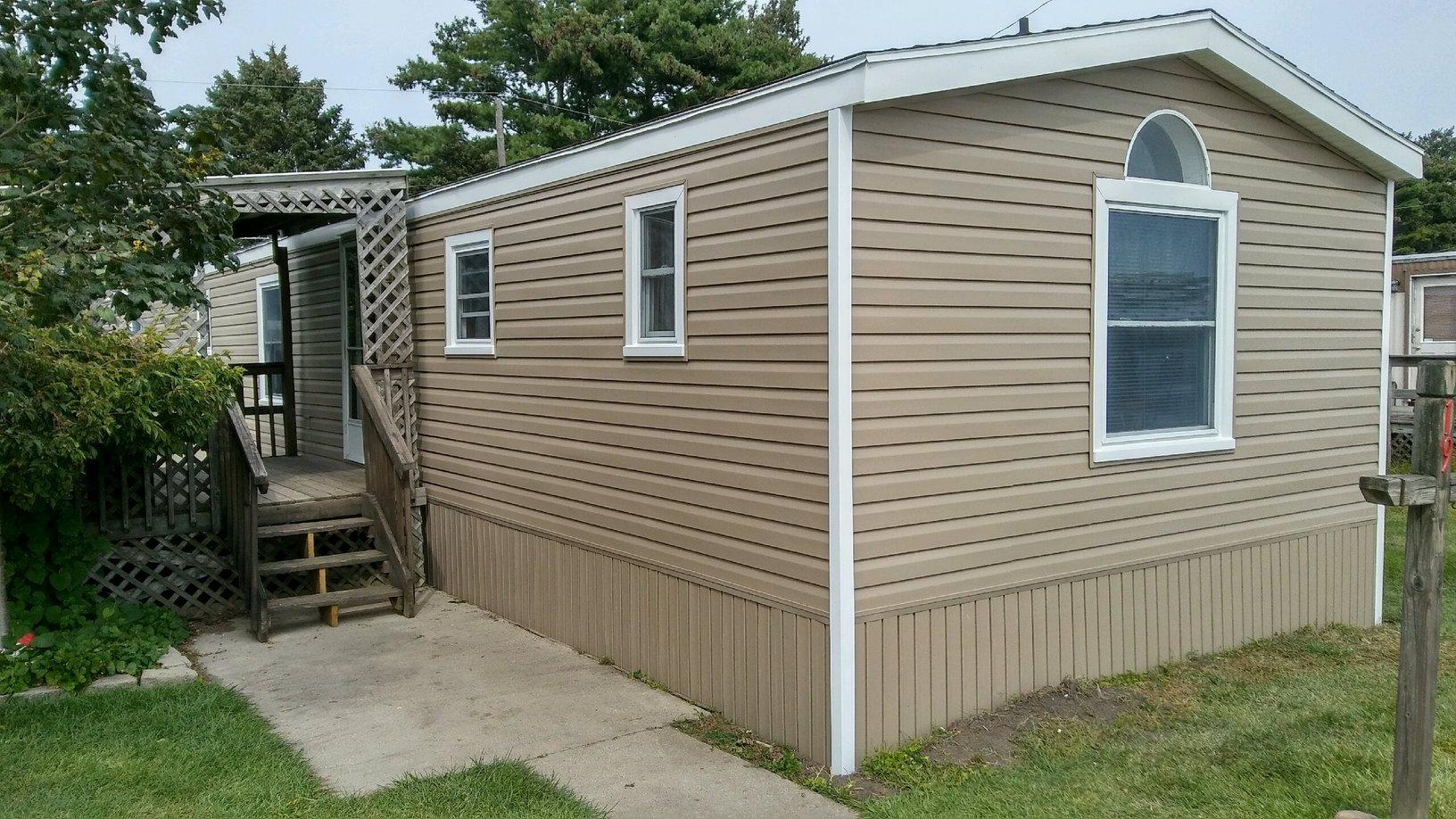 Vinyl Siding Installation in Weston, OH - After Photo