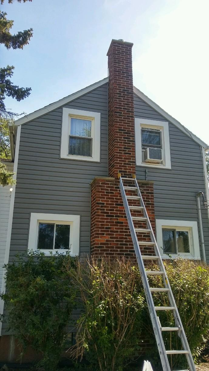 Wonderful Siding Replacement in Genoa, Ohio - After Photo