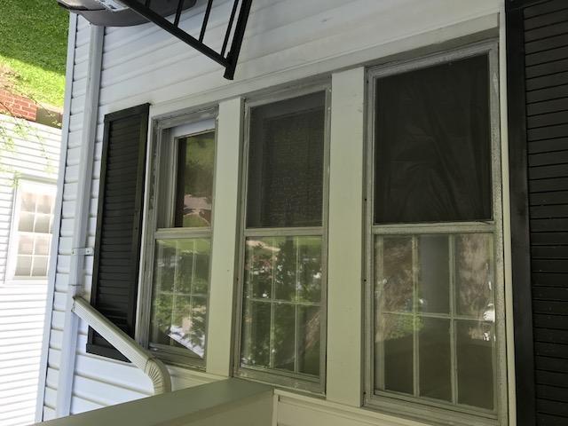New Window Install in Toledo - Before Photo