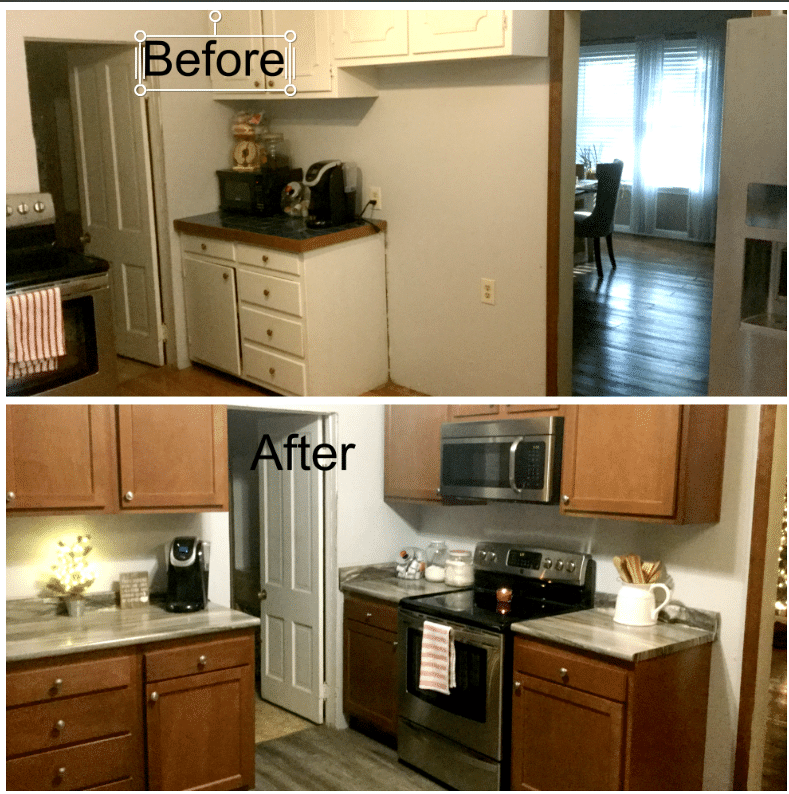 Creative Kitchen remodel in Bowling Green, Ohio - After Photo