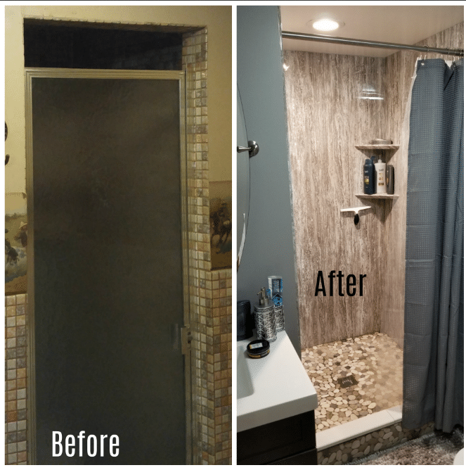 Beautiful Bathroom Upgrade in Trenton, MI - After Photo