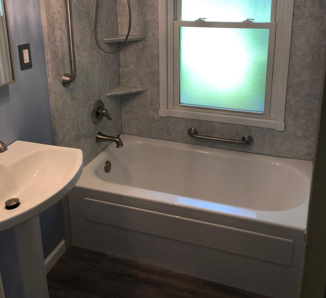 Bathroom Update in Defiance, Ohio - After Photo