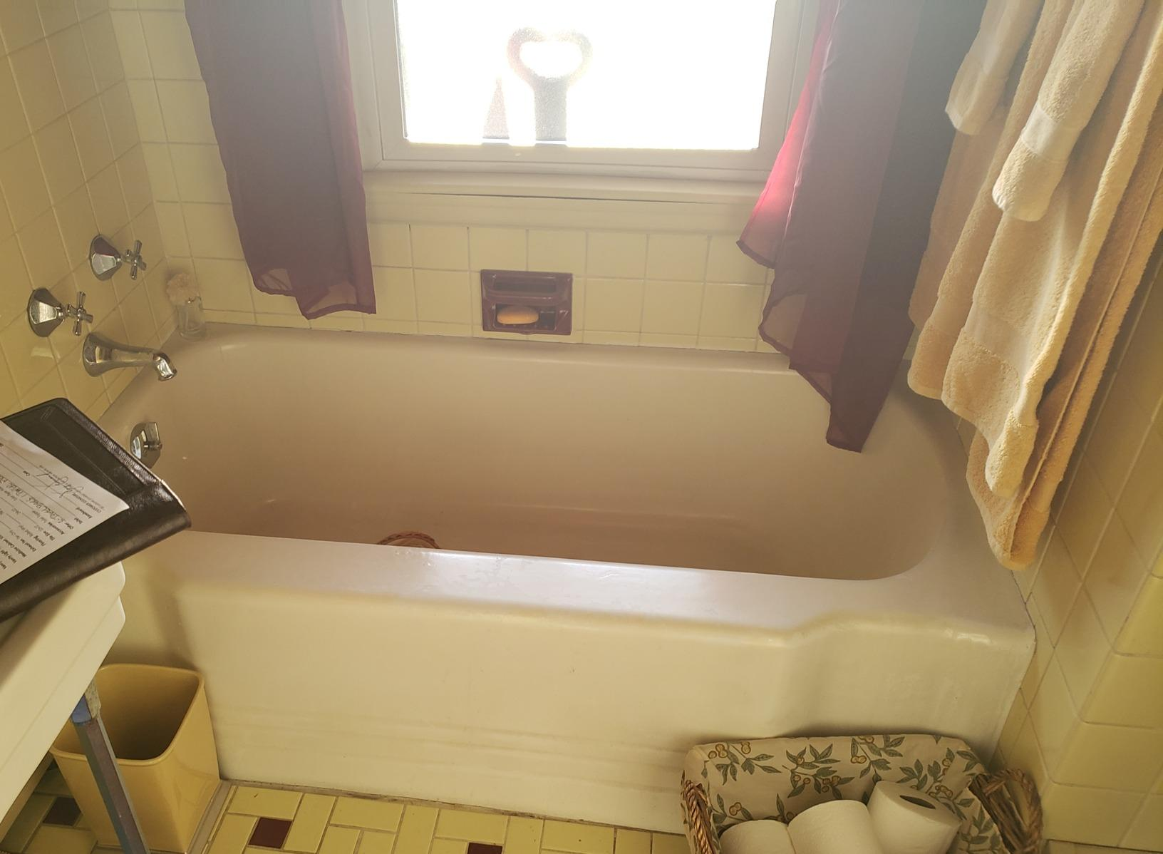 Bathroom Update in Defiance, Ohio - Before Photo